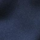 Damesstrik marineblauw satijn