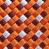 Stropdas basket weave