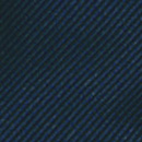 Bretels stropdassenstof marineblauw