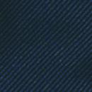 Clipstropdas marineblauw repp