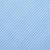 Bretels stropdassenstof lichtblauw