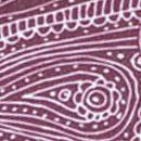 Sir Redman luxe bretels Paisley Sketch