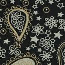 Pochet Stars and Paisley