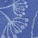 Sir Redman strik Botanical Flow denimblauw
