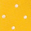 Sir Redman strik Micro Dots - geel