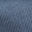 Sir Redman stropdas Soft Touch Denim blauw