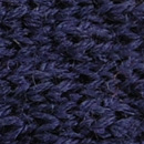 Strik gebreid wol marineblauw