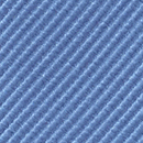 Pochet repp ijsblauw