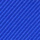 Manchetknopen zijde kobaltblauw