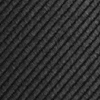 Pochet repp zwart