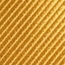Manchetknopen zijde geel
