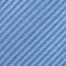 Manchetknopen zijde ijsblauw