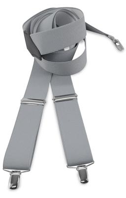 Bretels grijs