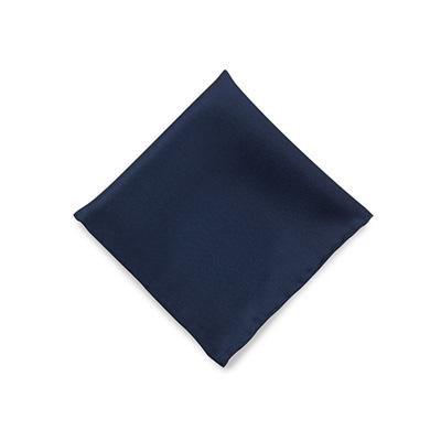 Pochet marineblauw