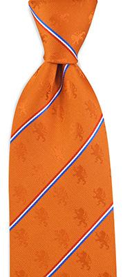 Luxe stropdas Holland